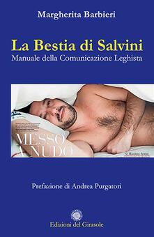 Nicocaradonna.it La bestia di Salvini. Manuale della comunicazione leghista Image