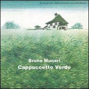 Libro Cappuccetto Verde Bruno Munari 0