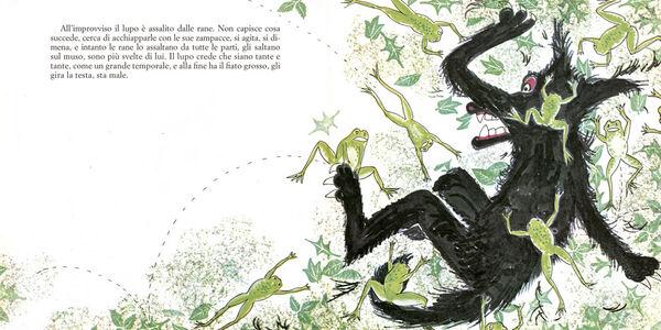 Libro Cappuccetto Verde Bruno Munari 1