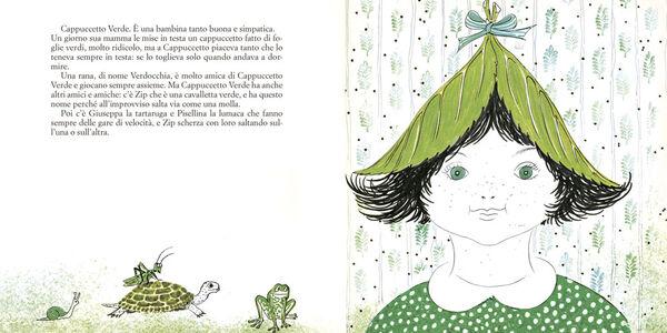 Libro Cappuccetto Verde Bruno Munari 2