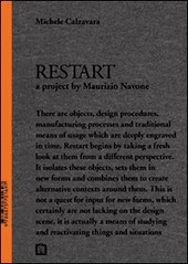 Restart. A project by Maurizio Navone