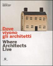 Dove vivoni gli architetti-Where architects live