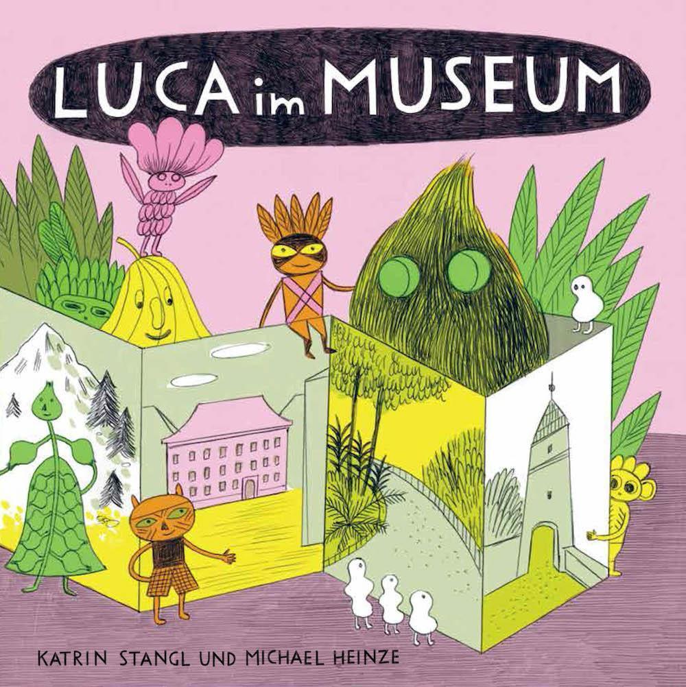 Image of Luca im museum