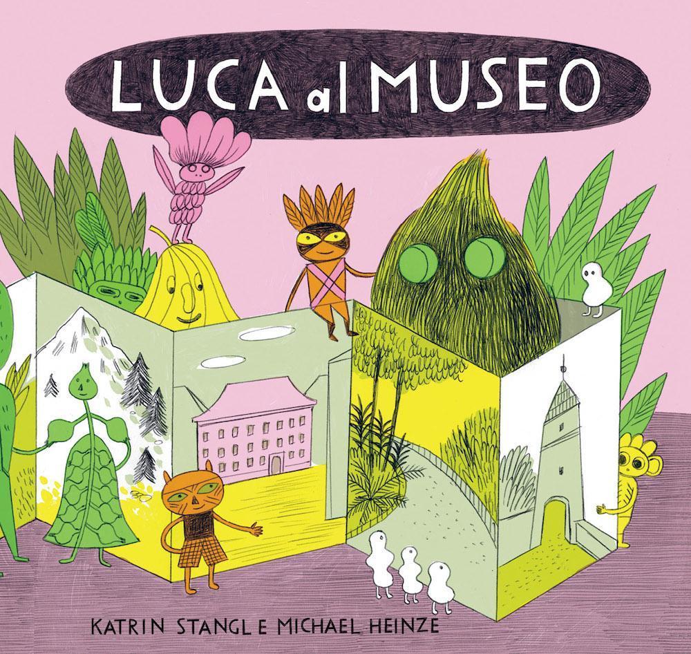 Image of Luca al museo