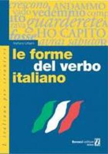 Parcoarenas.it Le forme del verbo italiano Image