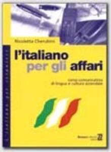 L' italiano per gli affari