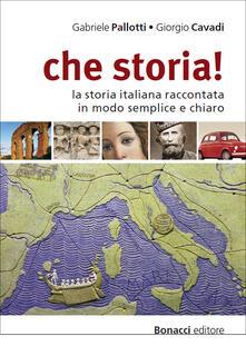 Ipabsantonioabatetrino.it Che storia! La storia italiana raccontata in modo semplice e chiaro. Livello B1-B2 Image