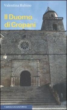 Il Duomo di Cropani - Valentina Rubino - copertina