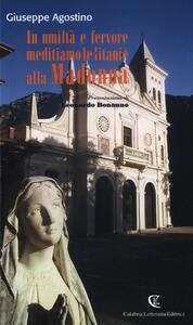 In umiltà e fervore meditiamo le litanie alla Madonna