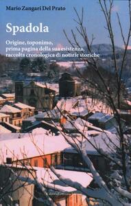 Spadola. Origine, toponimo, prima pagina della sua esistenza, raccolta cronologica di notizie storiche