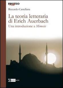Tegliowinterrun.it La teoria letteraria di Erich Auerbach. Una introduzione a «Mimesis» Image