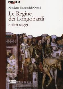 Squillogame.it Le regine dei Longobardi e altri saggi Image