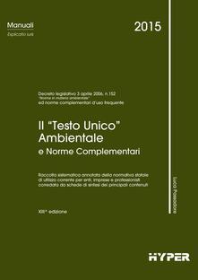 Listadelpopolo.it Il testo unico ambientale e norme complementari Image