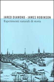 Esperimenti naturali di storia - copertina