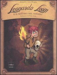 Leonardo Loom e il mistero del teschio - Blengino Alessandro Blengino Luca - wuz.it