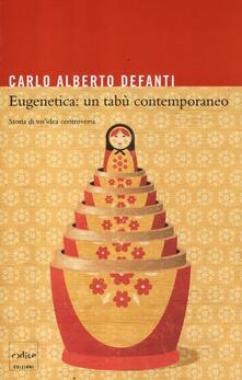 Antondemarirreguera.es Eugenetica: un tabù contemporaneo. Storia di un'idea controversa Image