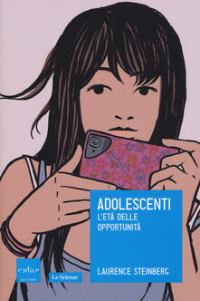 Antondemarirreguera.es Adolescenti. L'età delle opportunità Image