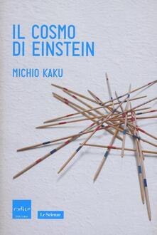 Radiosenisenews.it Il cosmo di Einstein. Come la visione di Einstein ha trasformato la nostra comprensione dello spazio e del tempo Image