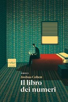 Il libro dei numeri - Joshua Cohen - copertina