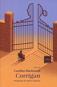 Corrigan - Caroline Blackwood - copertina