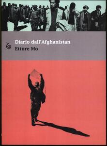 Diario dall'Afghanistan - Ettore Mo - copertina