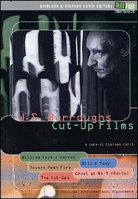 Locandina W.S. Burroughs. Cut-up Films