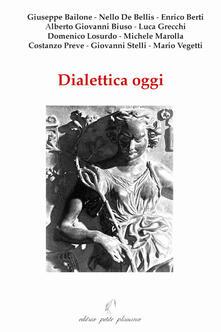 Ristorantezintonio.it Dialettica oggi Image