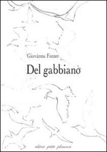 Del gabbiano - Giovanna Fozzer - copertina
