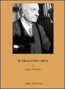 Il drago di carta - Sergio Pierattini - copertina