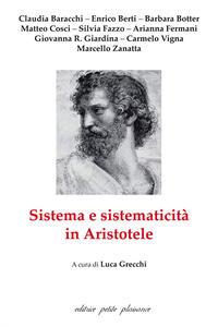 Sistema e sistematicità in Aristotele - copertina
