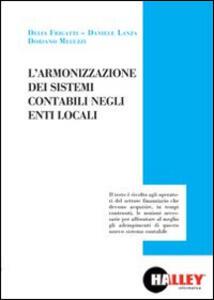 L' armonizzazione dei sistemi contabili negli enti locali