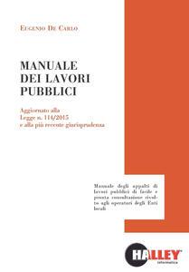 Manuale dei lavori pubblici