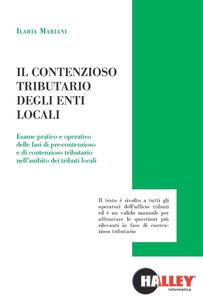 Il contenzioso tributario degli enti locali