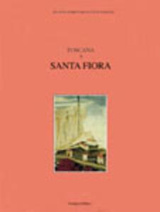 Atlante storico delle città italiane. Toscana. Vol. 7: Santa Fiora (maremma).