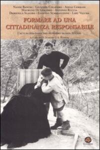 Formare ad una cittadinanza responsabile. L'attualizzazione del pensiero di don Milani