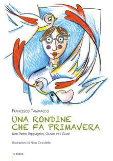 Cefalufilmfestival.it Una rondine che fa primavera. Don Pietro Pappagallo, Giusto tra i Giusti Image