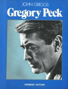 Gregory Peck - John Griggs - copertina