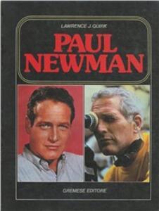 Paul Newman - Lawrence J. Quirk - copertina