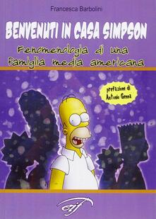 Benvenuti in casa Simpson. Fenomenologia di una famiglia media americana