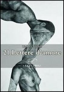 21 lettere d'amore