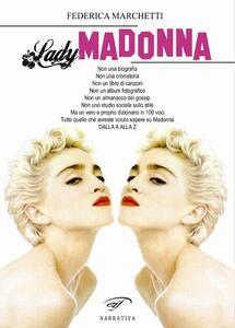 Lady Madonna - Federica Marchetti - copertina