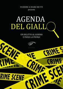 Promoartpalermo.it Agenda del giallo. Un delitto al giorno e passa la paura! Image