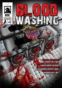 Blood washing - copertina