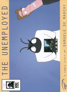 The unemployed - Samuele De Marchi - copertina