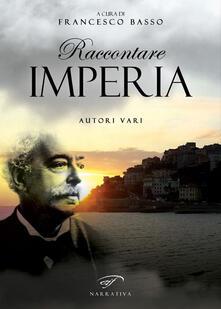 Raccontare Imperia - copertina