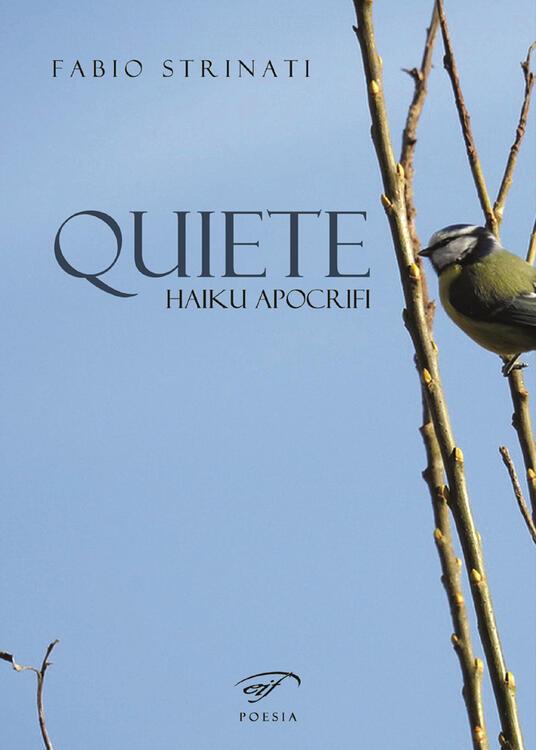 Quiete. Haiku apocrifi - Fabio Strinati - copertina