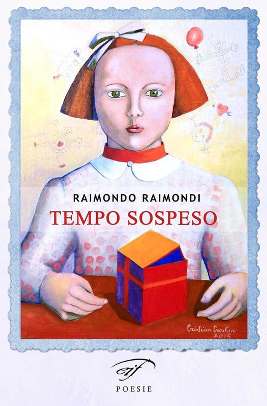 Tempo sospeso - Raimondo Raimondi - copertina