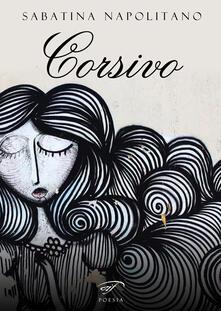 Corsivo - Sabatina Napolitano - copertina