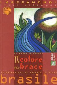 Il colore della brace - Nivea Oliveira - copertina