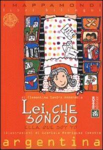 Lei, che sono io - Clementina S. Ammendola - copertina